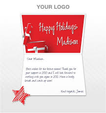 Business Christmas Card Template Business Email Christmas Card Template Holiday Greeting Cards For