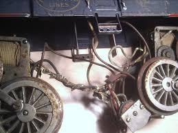 tinplate times lionel s and its ucc the first twin motor 42 i located was missing the switch and wiring however i soon found one that appeared to have almost all of its original wiring and