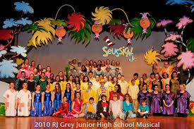 The soundtrack for seussical the musical, jr. Seussical Cast Portrait Davidmccormick