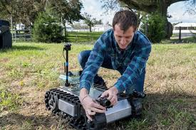 Mechanical Engineering Robots Robots On The Farm Udaily