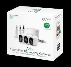arlo 720p hd security system