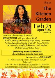 Kitchen Garden Kings Heath Jess Vincent At The Kitchen Garden Cafe Birmingham