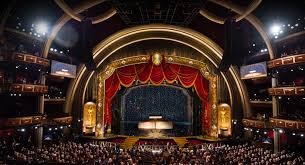 Dolby Theater Hollywood Seating Chart Dolby Theatre Car Service Evx Limos