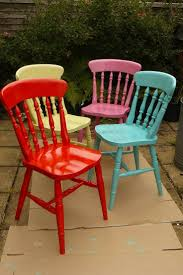Best 25+ Painting kitchen chairs ideas on Pinterest | Refurbished ...