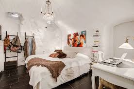 Greek, Mediterranean Style Bedroom Decoration