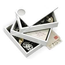 <b>Шкатулка</b> Umbra <b>Spindle белая</b> — купить в интернет-магазине ...