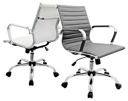 Image Castors Eames Style Office Chair Fabulous Furniture Eames Style Office Chair Fw931 Be Fabulous