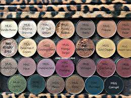 makeup geek eyeshadows mac eye shadows