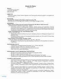42 Elegant Resume Format Pdf Free Download Awesome Resume Example