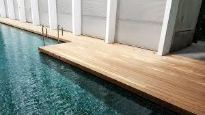 Timber Decking Wood Decking Balcony Flooring Singapore