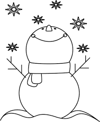 Download this hat with snowman image, snowman clipart, cartoon snowman, s snowman png clipart image with transparent background or psd file for free. Black And White Snowman Catching Snowflakes Clip Art Black And Snowflake Coloring Pages Snowflake Clipart Snowflake Images
