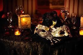 Table Decorations For Masquerade Ball The Images Collection of Fancy venetian masquerade ball 35