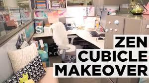 zen office design. Before-and-After Zen Cubicle Makeover - HGTV Office Design