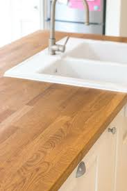 details about 1 free 4m upstand t c apply solid oak kitchen worktop size 2m 3m 4m all sizes