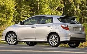 2010 Toyota Matrix - Information and photos - ZombieDrive