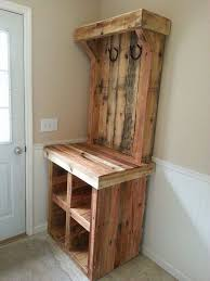 Pallet Entry Table Pallet Entryway Bench The Owner Builder Network Entryway Bench