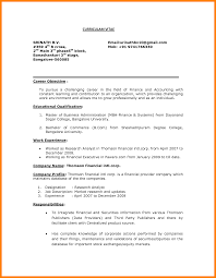 Career Goal Resume Career Objective Resume Examples For Example