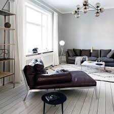 grey / blue / brown living room