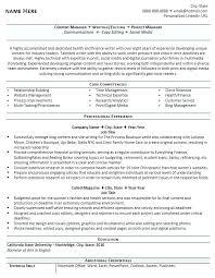 Professionally Written Resume Samples Professionally Written Resume ...