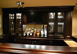 basement bar lighting ideas custom home bars storage in