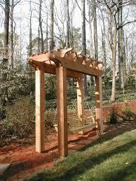 Small Picture Garden Swing Design Ideas HGTV