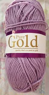 Ravelry Elle Pure Gold Double Knit Acrylic