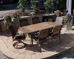 Cornwall 42″x87″ table set