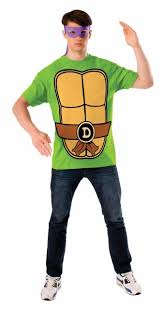 ninja turtles costumes for men. Modren Men Rubies TMNT Donatello Teenage Mutant Ninja Turtle Adult Men Halloween  Costume Throughout Turtles Costumes For W