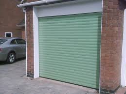 hard wearing metal garage doors