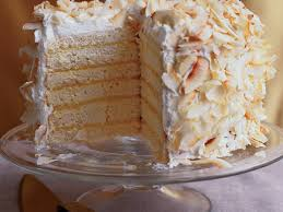 Six Layer Coconut Cake With Passion Fruit Filling Recipe Cynthia
