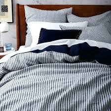 navy and white sheets mix match your west elm bedding to express personal style with color navy and white sheets