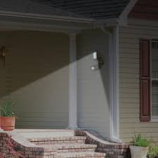 Kenroy Home Cole Solar Powered LED Wood Path Light60553  The Garden Lights Led Solar