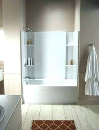 best hall baths images on bathtub shower surrounds home depot full size and surround bath wall replace shower surround