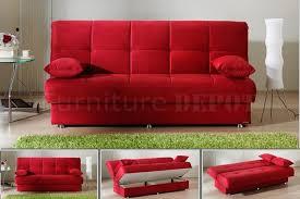 creative of red sofa sleeper with red sofa sleeper lp designs