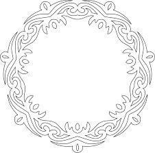 Decorative Line Clip Art Decorative Line Art Clipart Download