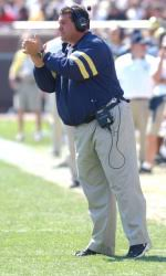 Former Michigan Assistant Coach Brady Hoke