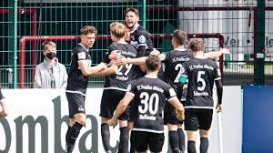 Am montag (10 uhr) gehen alle noch vorhandenen tickets für unser. Fussball Westfalenpokal Munster Feiert Knappen Finalsieg Gegen Lotte Fussball Sport Wdr
