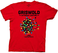 2 sets of christmas element vector. Amazon Com National Lampoon Christmas Vacation Griswold Lighting Adult T Shirt Red Medium Clothing