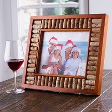 Wine Cork Picture Frame Kit (8 X 10 photo) - Wine Enthusiast
