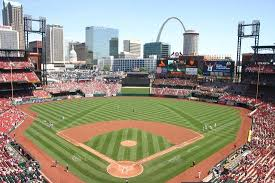 Busch Stadium Concert Seating Chart Nice Place To Catch A Game Review Of Busch Stadium Saint