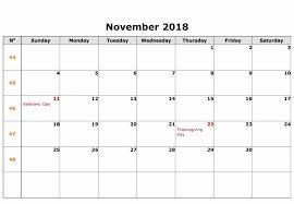 calendar november 2018 uk bank holidays