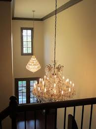 we recommend our chandelier cleaning services if you have