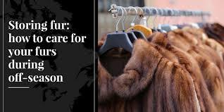 storing fur fur vault fur storage