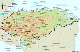 of honduras maps worl atlas honduras map online maps maps of