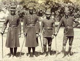 Image result for Nigerian police at the aba women's war