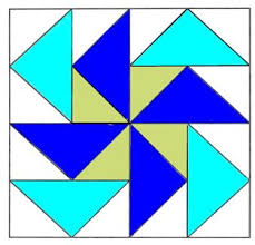 Dutchmans Puzzle Quilt Block, learn how with my free block pattern ... & Dutchmans Puzzle Quilting Block Adamdwight.com