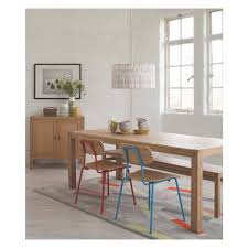 Radius 8 Seat Solid Oak Dining Table Dining Solid Oak Dining