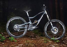 the scalp is a thoroughbred downhill beast equipped with top notch kit