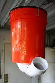 use five gallon buckets