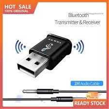 Bộ Thu Phát Âm Thanh Bluetooth 5.0 2 Trong 1 Nhỏ Gọn Tiện Dụng Cho Pc Laptop  - RAM Máy Tính